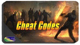Urban Chaos Riot Response Cheat Codes