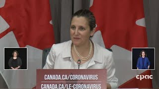 Federal ministers and health officials provide COVID-19 update – June 3, 2020
