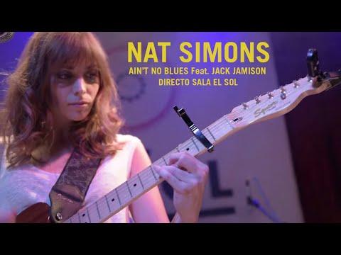 Nat Simons - Ain't no blues with Jack Jamison mp3