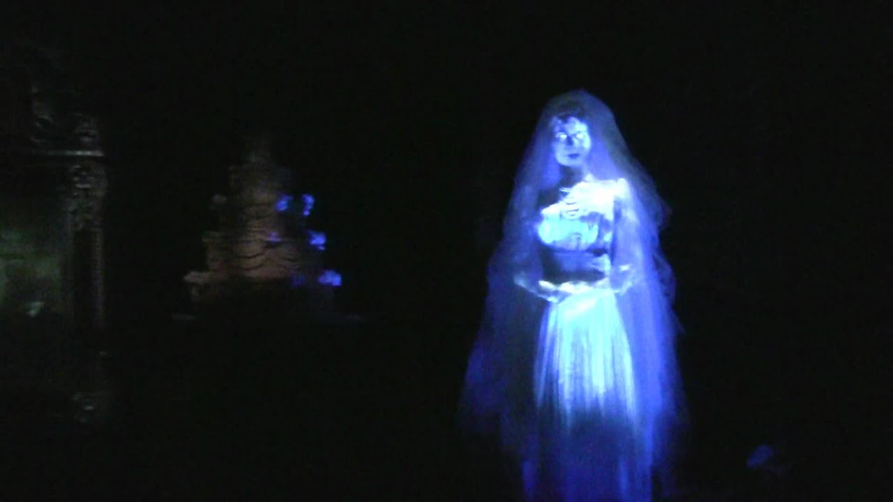 The Haunted Mansion - Ride-through - Magic Kingdom - Walt Disney ...