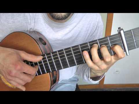 comment jouer chanson pour l 39 auvergnat de georges brassens la guitare cours de guitare pour. Black Bedroom Furniture Sets. Home Design Ideas