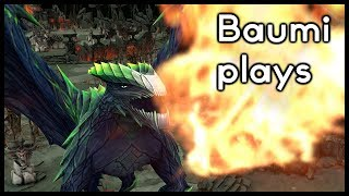 69s CD DK ULT lmao | Baumi plays Dragon Knight | Dota 2