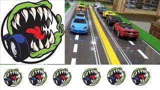 Street Beasts update Hot Wheels®