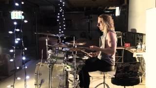 Wyatt Stav - While She Sleeps - Brainwashed (Drum Cover)