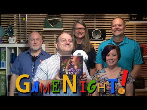 The Mysterious Forest - GameNight!  Se5 Ep4