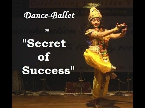 """Secret of Success"" Dance Ballet by Meghna Choudhury (H.G. Mathura Vasi Devi Dasi)"