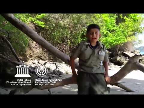 Gabriel #MyOceanPledge Cocos Island National Park World Heritage marine site