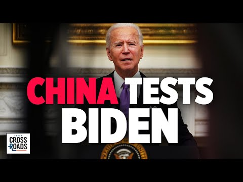 Live Q&A: China Tests Biden With Incursions, Orders Allowing to Fire On Foreign Ships | Crossroa