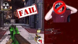 *DE-ATOMIZER FAIL!!! | WTF DID I JUST DO!? | CALL OF DUTY INFINITE WARFARE