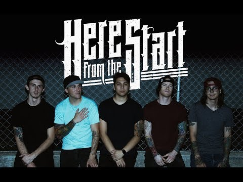 Here From The Start - Letting Go