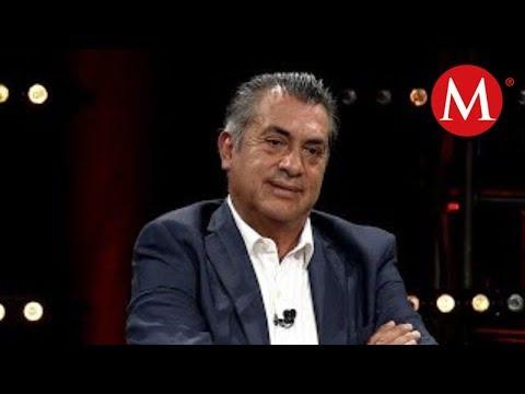 Jaime Rodríguez Calderón 'El Bronco' en MILENIO /Video completo