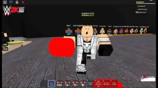RKO TO A REF! Roblox #18