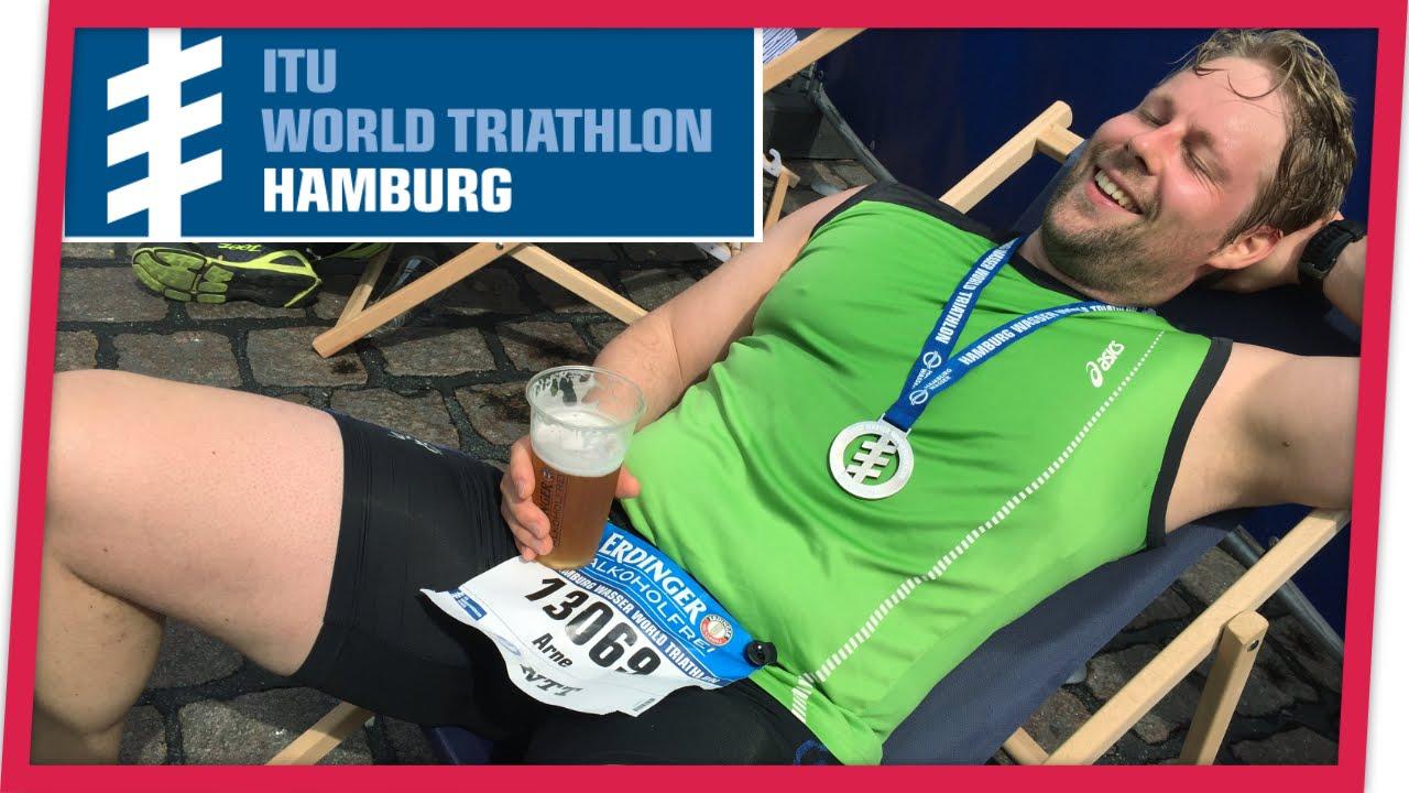 Itu Hamburg Triathlon 2016 Impressionen Jedermann Sprint Und