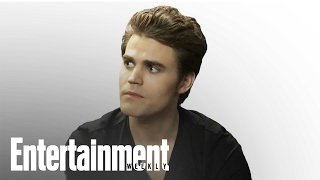 The Vampire Diaries' Cast Interview | Comic-Con 2013 | Entertainment Weekly