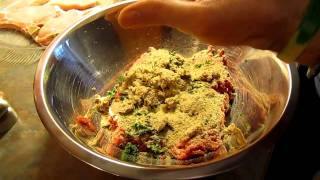 Spaghetti Sauce & Meatballs Part 1 Of 2 : Step By Step Details! Hd