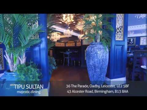 Tipu sultan restaurant Leicester