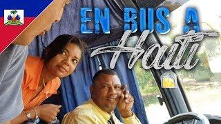 CRUZAMOS la FRONTERA de HAITÍ en bus (MibauldeblogsTV)