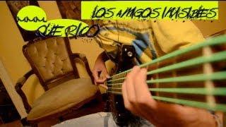 Los Amigos Invisibles Que Rico bass cover