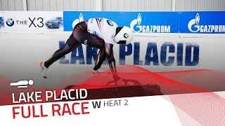Lake Placid | BMW IBSF World Cup 2019/2020 - Women's Skeleton Heat 2 | IBSF Official