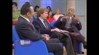 Michael Levine and Gary Webb on Montel Williams