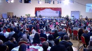 Le Calife de l'Islam s'adresse aux dignitaires de Londres sur la paix - 2015