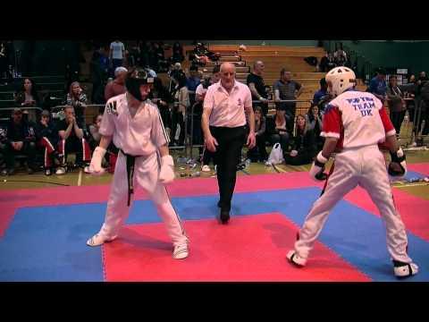 Thomas Banks v Rueben Charlesworth   Watford Open Nationals 2014