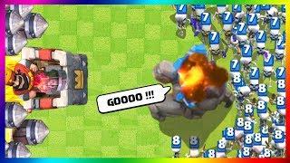 ESSAYEZ DE NE PAS CRIER !!! (99% IMPOSSIBLE) #35 // Clash Royale