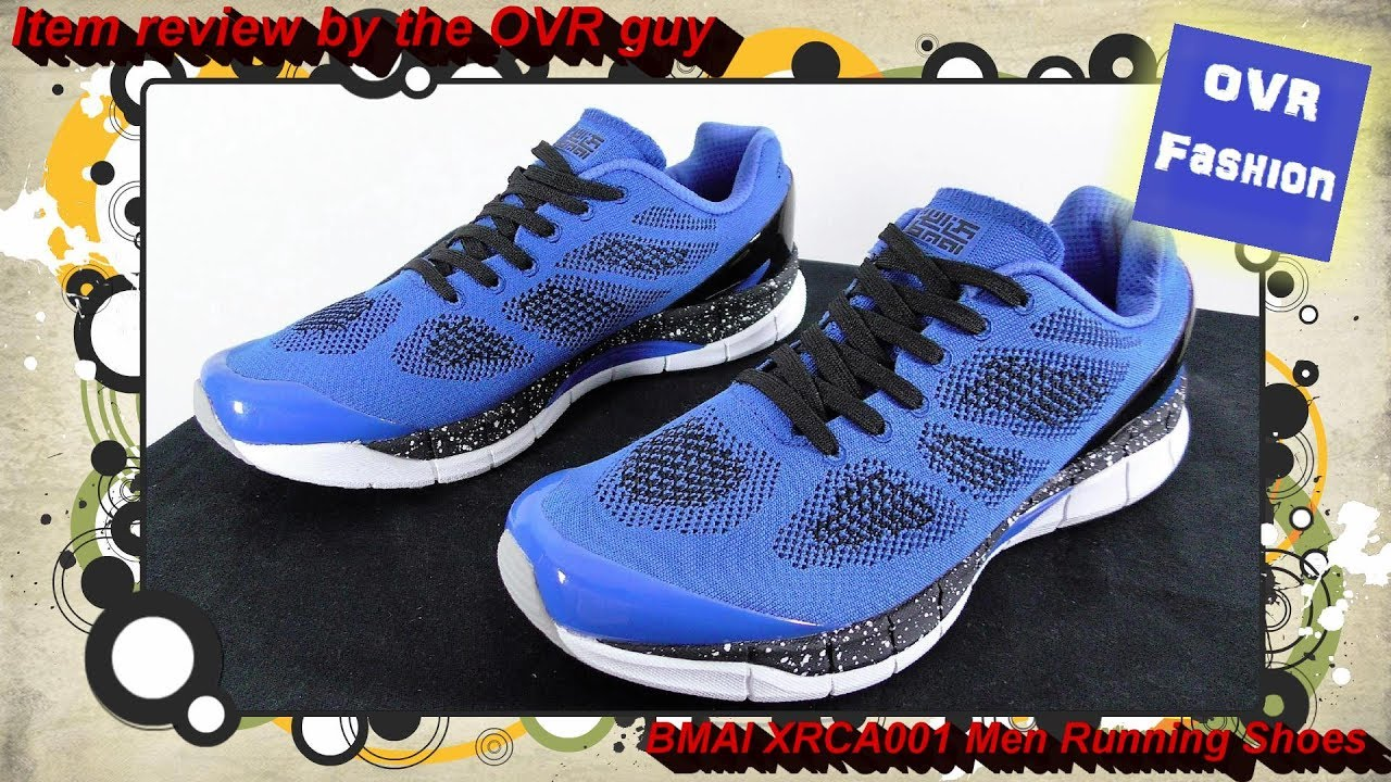 ONEMIX Men Running Shoes Review - YouTube