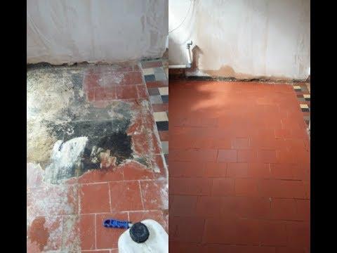 Peterborough Hard Floor & Tile Cleaning & Sealing