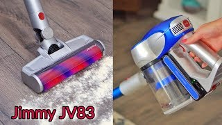 Jimmy JV83 Review - A Powerful Cordless Vacuum Cleaner