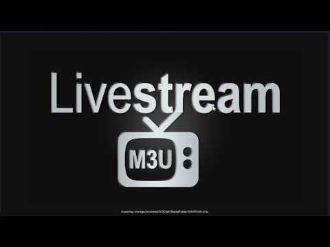 How To Use Livestream TV - M3U Stream Player IPTV