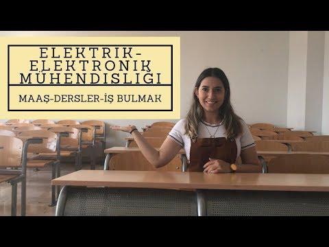 Elektrik-Elektronik Mühendisliği || Ne Kadar Maaş Alıyor?, Çalışma Alanları || Zeynep Kısaç