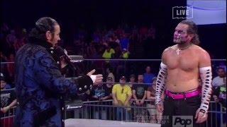 Jeff Hardy Twist of Fate to Matt Hardy