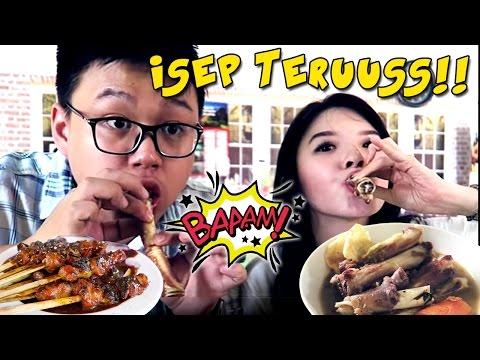 Sop Kambing Sumsum dan Sate Legendaris !!!
