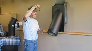 Obadiah's: The Benefits of a 30 Degree Angle Installation with Class A Solid Fuel Chimney Pipe