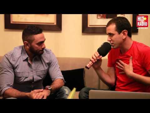 جلسة تامر حسني مع مومو- Tamer Hosny With MOMO