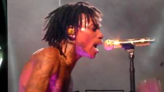 "Wiz Khalifa ""Medicated"" live outside Pittsburgh 2014 the best edition"