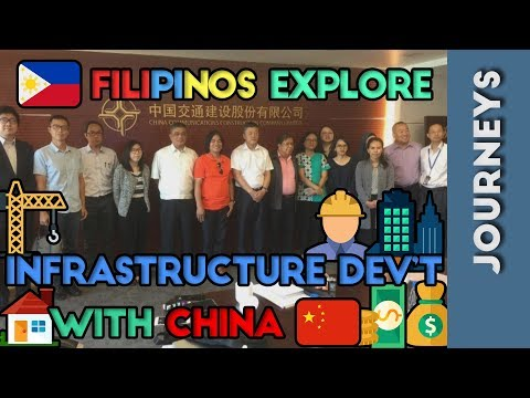 Impressions of China: Infrastructure & Industry Dev't  with Diego Cagahastian, Charlie Manalo