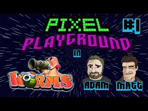 Worms - Part 1: Expert Level Impressions - Pixel Playground