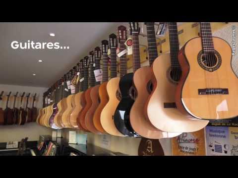 TOUT POUR LA MUSIQUE - Vente-réparation-location d'instruments de musique à La Rochelle