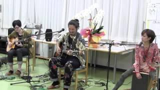 2012_08_23 AJIRUSHI LIVE(Laskar Pelangi kotabe) (1/2)