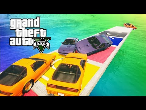 OVERTIME RUMBLE!!! CLEAR EYES, ORANGE CAR, CAN'T LOSE!!! (GTA 5 Online)