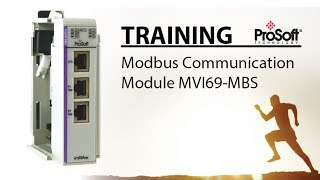 Set Up Modbus Communications Tutorial For CompactLogix MVI69 MCM