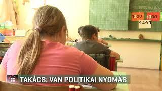 Takács Károly a politikai nyomás miatt tanít egy svéd egyetemen 19-06-03