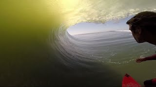 Longest Barrel with Koa Smith in Skeleton Bay- GoPro Thumbnail