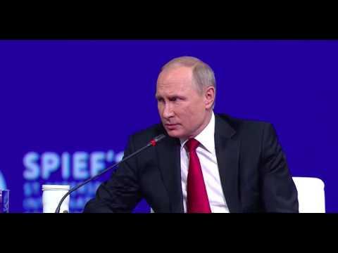 Путин: Don't worry, be happy