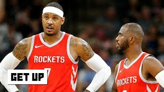 Chris Paul is hard to play with - Seth Greenberg | Get Up