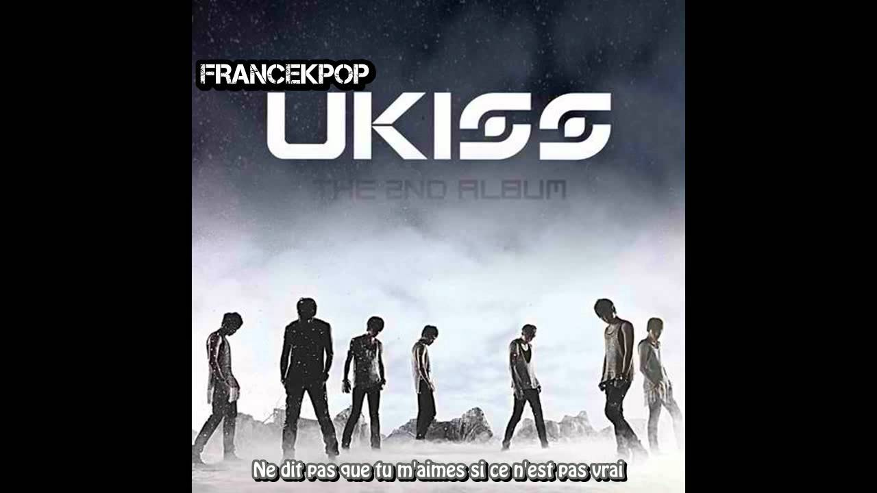 VOSTFR] U-Kiss - Obsession [MP3] [HD] - YouTube