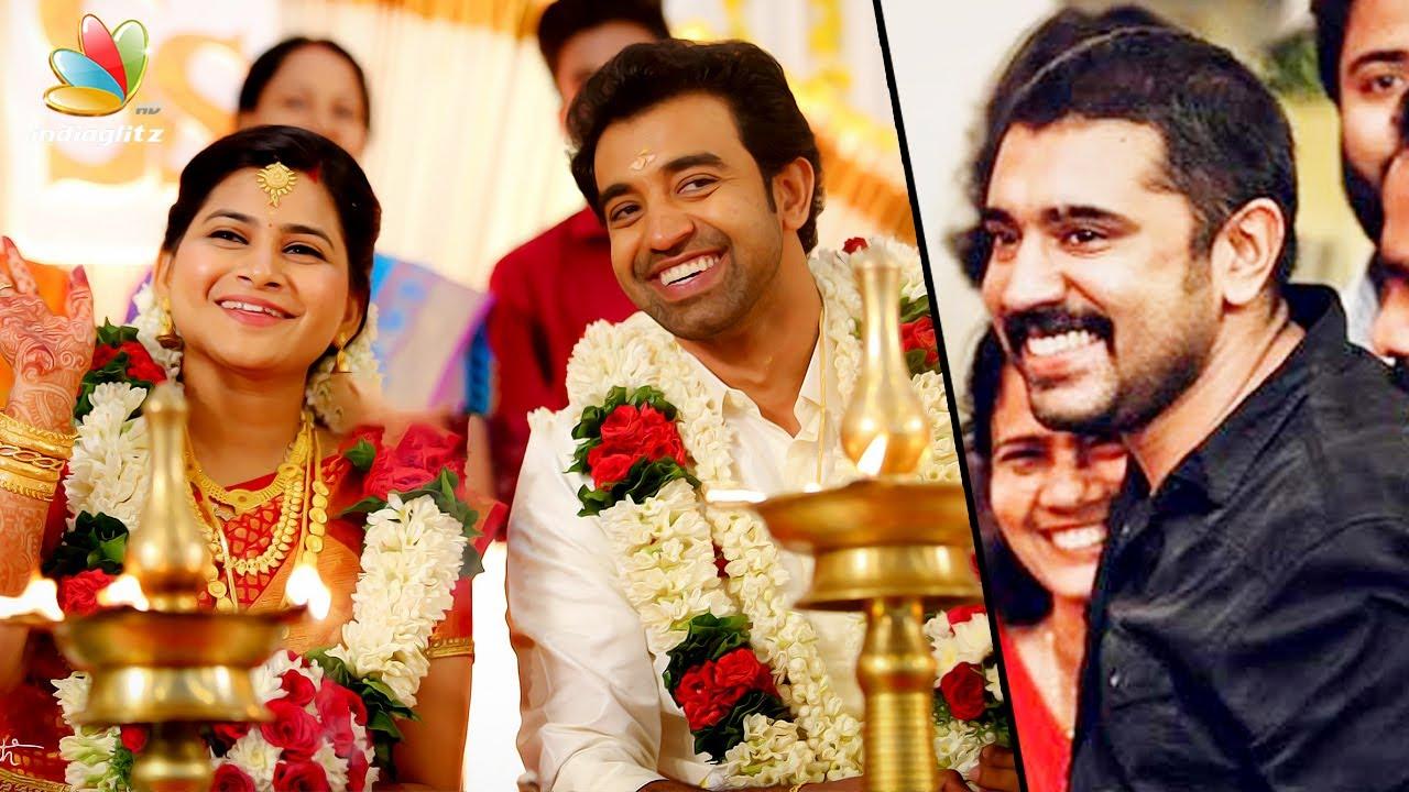 സിജുവിന്റെ ഹാപ്പി വെഡ്ഡിoഗ് | 'Happy Wedding' for Premam fame actor Siju Wilson | Cinema News