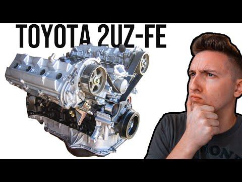 Toyota 2UZ-FE: Everything You Need to Know